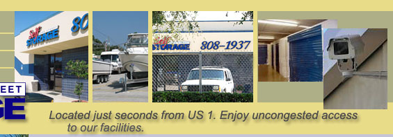 St Augustine S Only 100 Climate Controlled Self Storage Facility